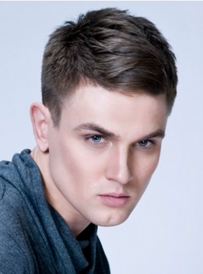 Cool Hairstyles For Guys With Short Thick Hair Sean Hair
