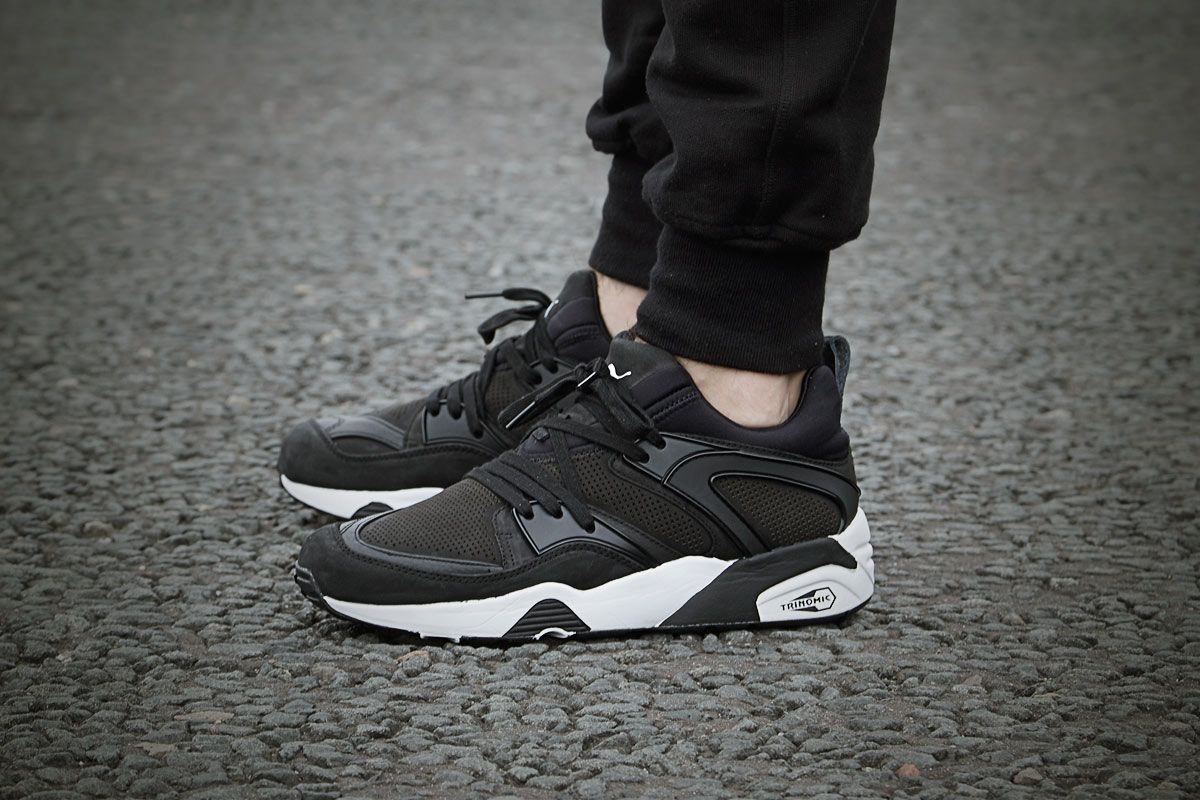 ce768c90b6d0 PUMA Trinomic Blaze of Glory  Tech Edition
