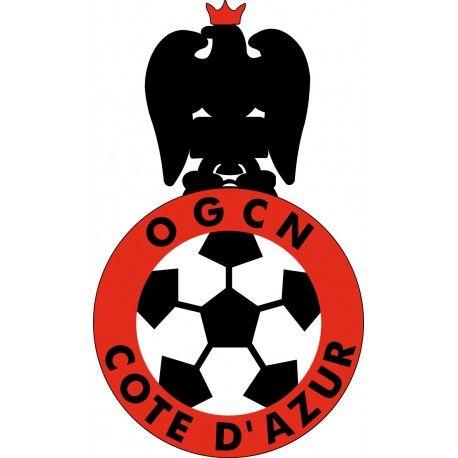 Sticker autocollant OGCN Nice Cote d/'Azur