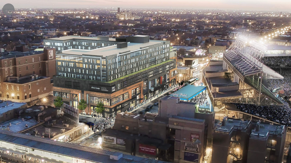 Groundbreaking For Massive Wrigleyville Development Confirmed For Next Week Chicago Real Estate Apartments For Rent Ravenna Seattle
