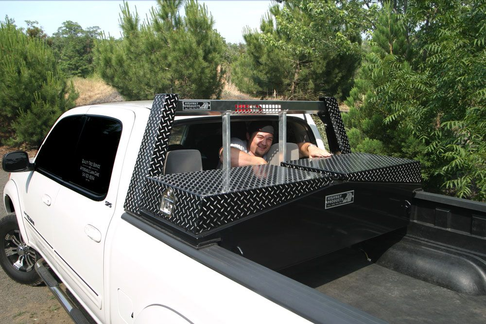 Heavy Gauge Pickup Truck Bed Tool Boxes By Highway