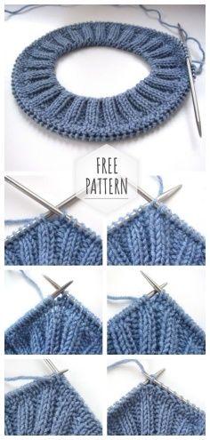 Fishnet Crochet Shorts Pattern