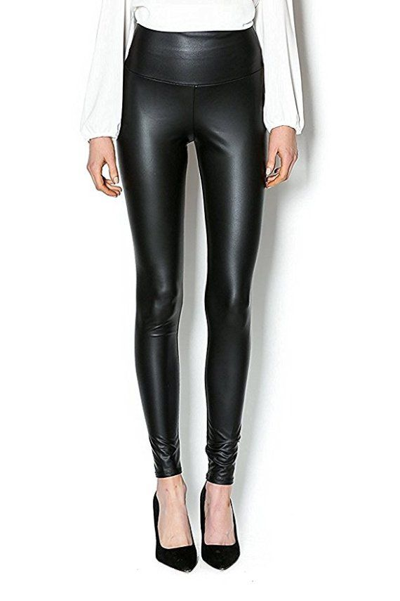 01a69f362a6729 20 Ways To Wear Leather Leggings With Your Outfit | everything ...