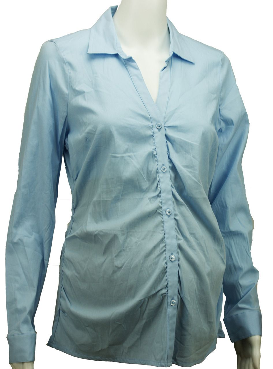 Motherhood Closet - Maternity Consignment - *New* Career Motherhood Maternity Light Blue Maternity Button Down (Size Small), $16.00 (http://www.motherhoodcloset.com/new-career-motherhood-maternity-light-blue-maternity-button-down-size-small/)