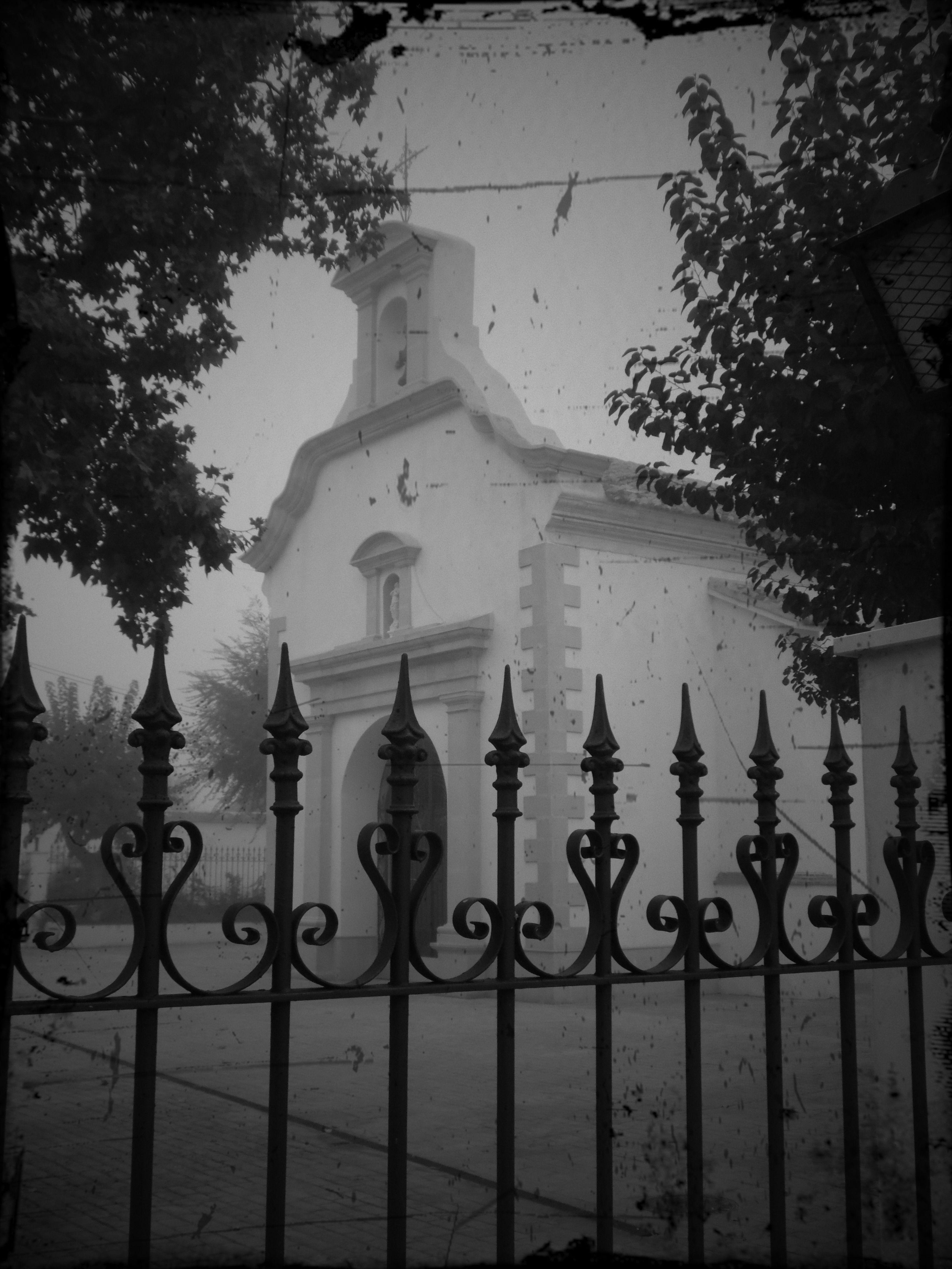 VILLATOBAS (Toledo). Ermita de Jesús Nazareno.