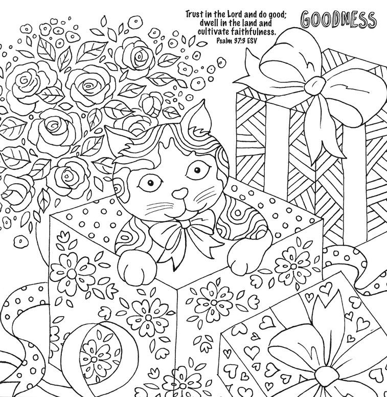cattitudes pure purrrfection adult coloring book