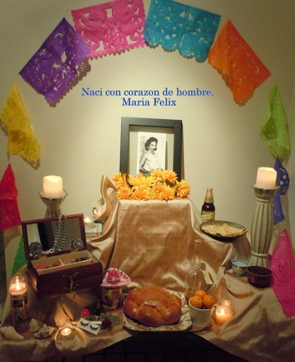 Halloween Wedding Altar: Steps For A Day Of The Dead Alter