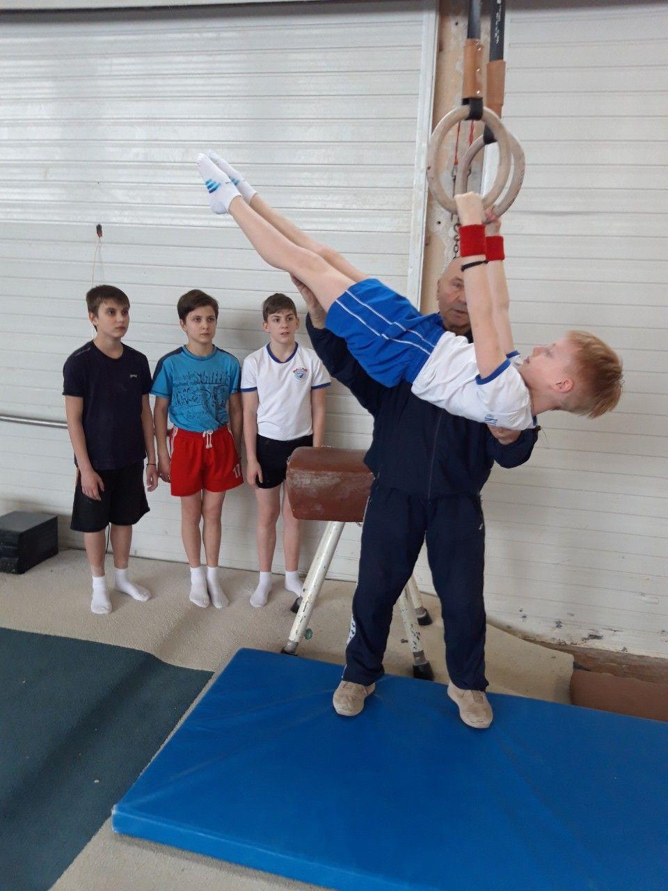 Секция гимнастики для детей. | Basketball court, Sports ...