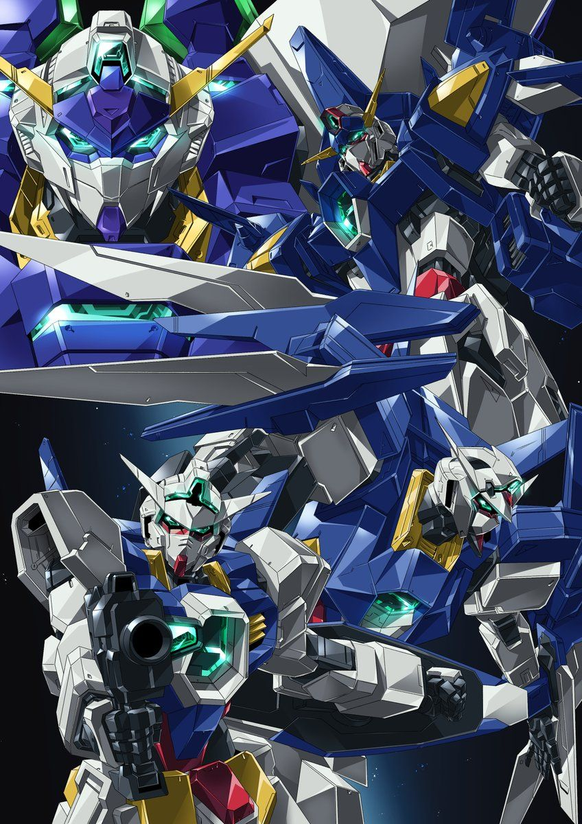 Pin by Kobe Ortiz on gundam Gundam wallpapers, Custom