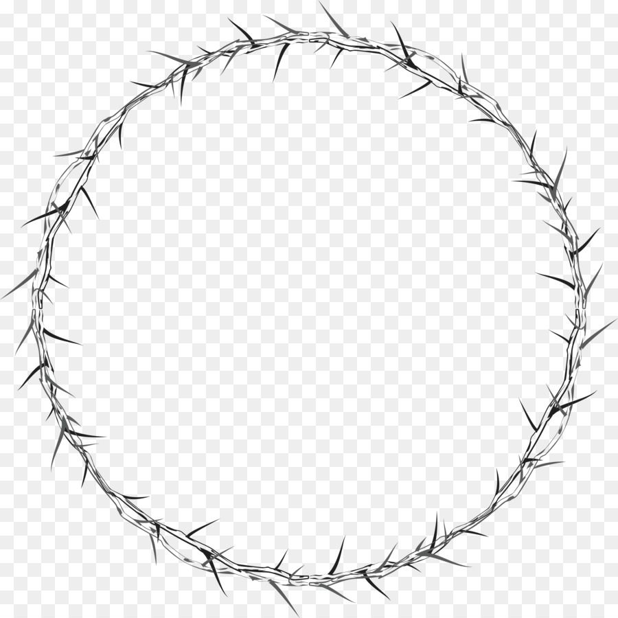 Circle Thorns Spines And Prickles Pixabay Illustration Round Frame Png Photos Png Is About Is About Line Art Vdohnovlyayushie Shrifty Tekstury Shriftovye Uzory