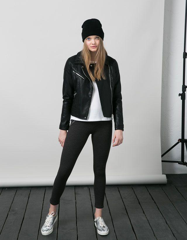 Pantalons - BERSHKA - Woman - Bershka France