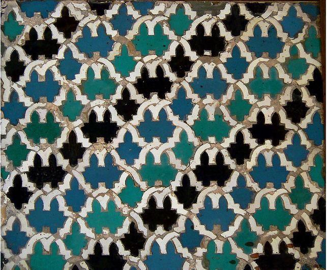 Islamic Pattern Mosaics