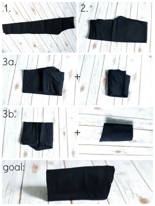 the konmari method organizing clothes armarios arrumos pinterest konmari method. Black Bedroom Furniture Sets. Home Design Ideas