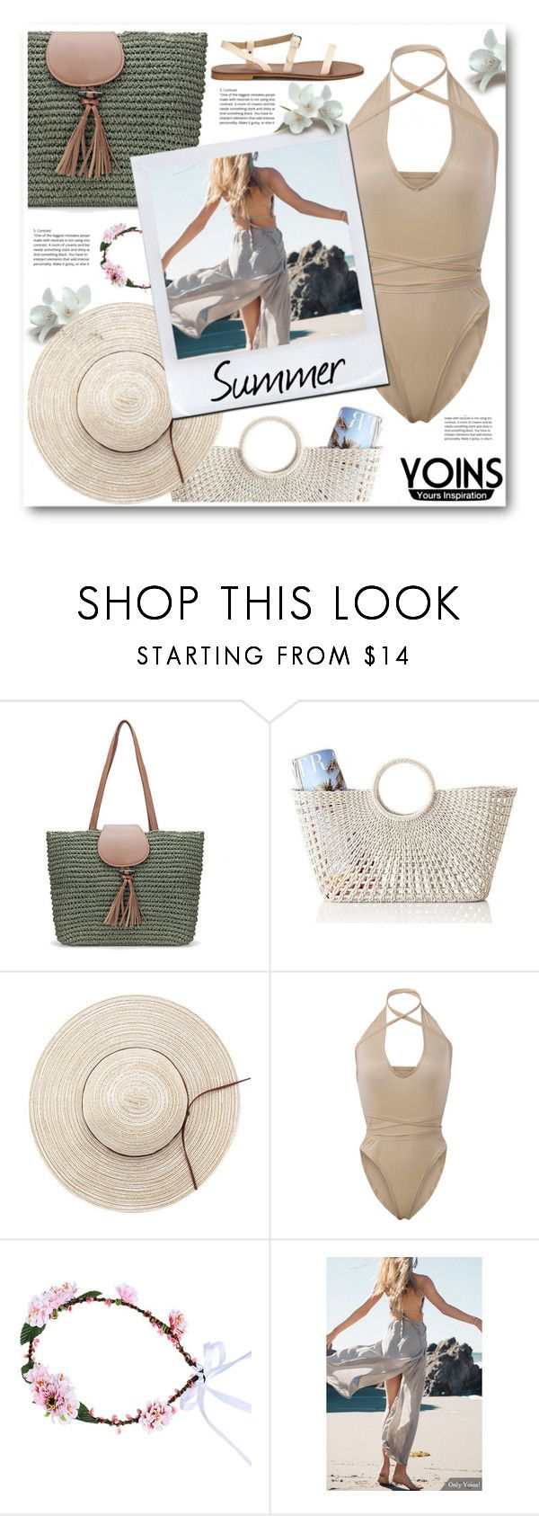 """""""Yoins"""" by tux-vij ❤ liked on Polyvore featuring Mark & Graham, vintage, yoins and loveyoins"""