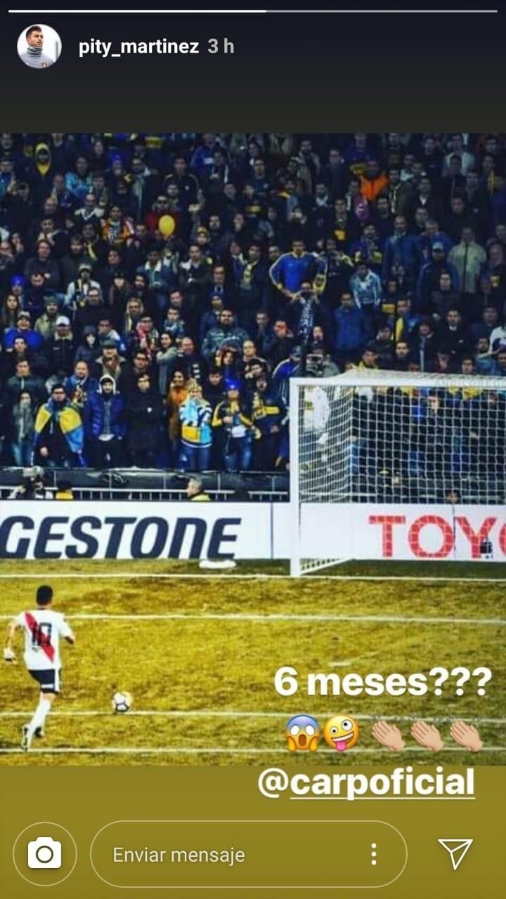 Foto De Instagram De Gallinadecorazon 11 De Diciembre De 2018 A Las 17 00 Cargadas A Boca Imagenes De River Plate Fotos De River