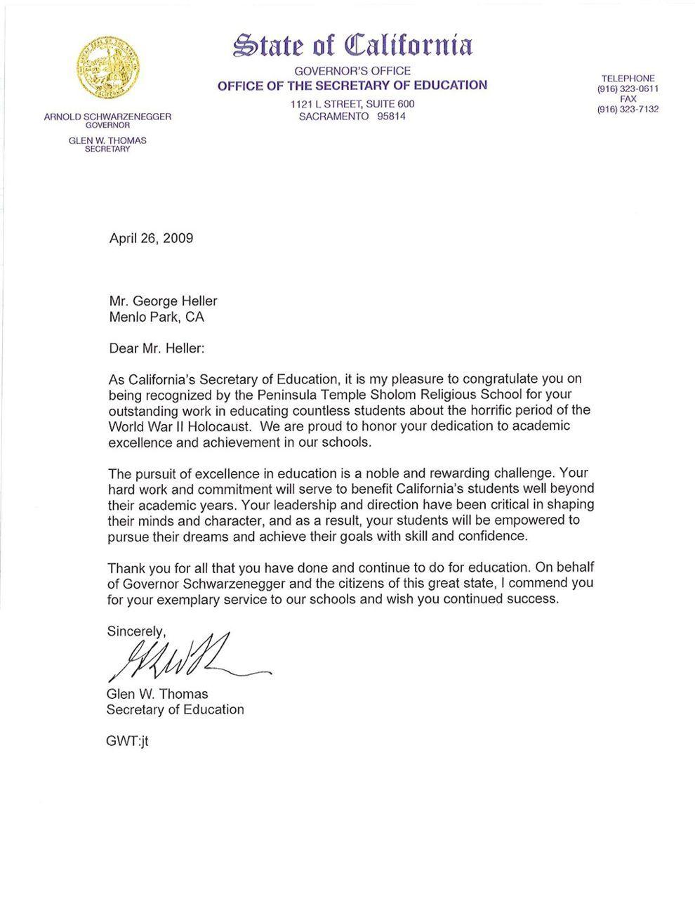 Formal Invitation Letter Format For Event