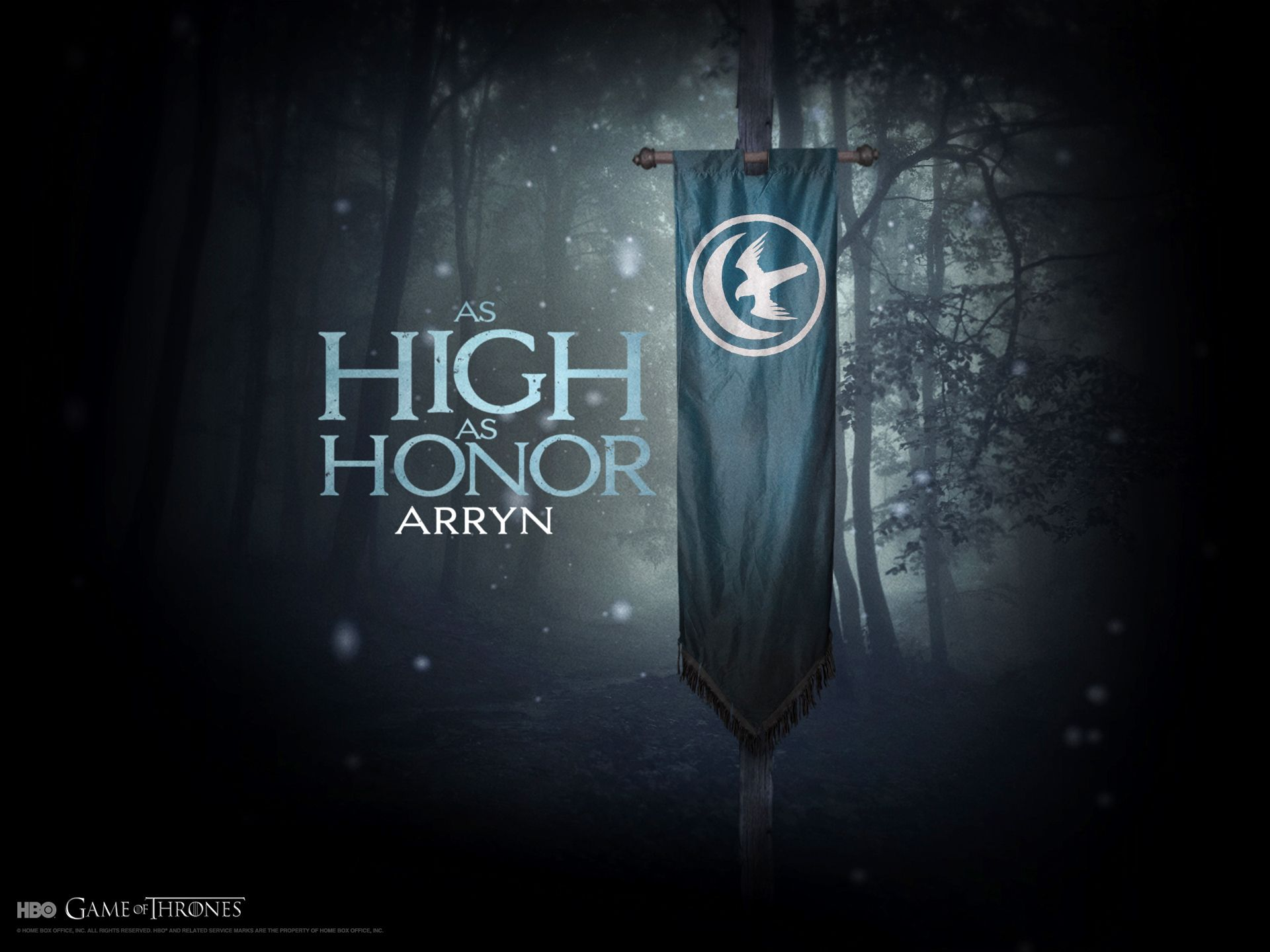 Game of thrones images game of thrones house arryn hd for House music 1996