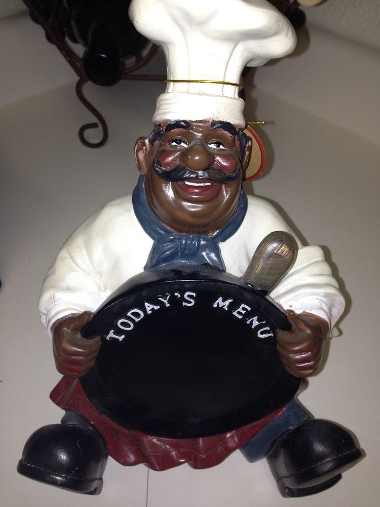 19 African American Kitchen Ideas Chefs Chef Decor