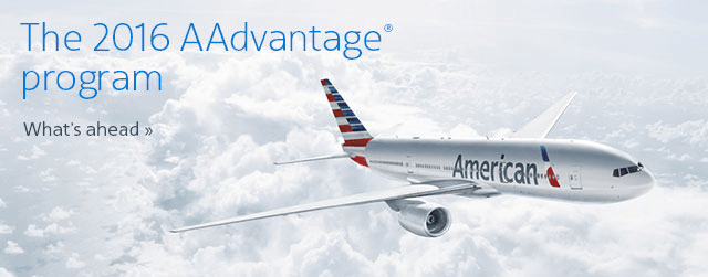 2016 American Airlines AAdvantage Award Chart Changes ...