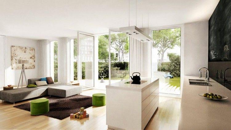 Visu Neu Gardenhome rz Wohnung, Luxus wohnung, Wohnung