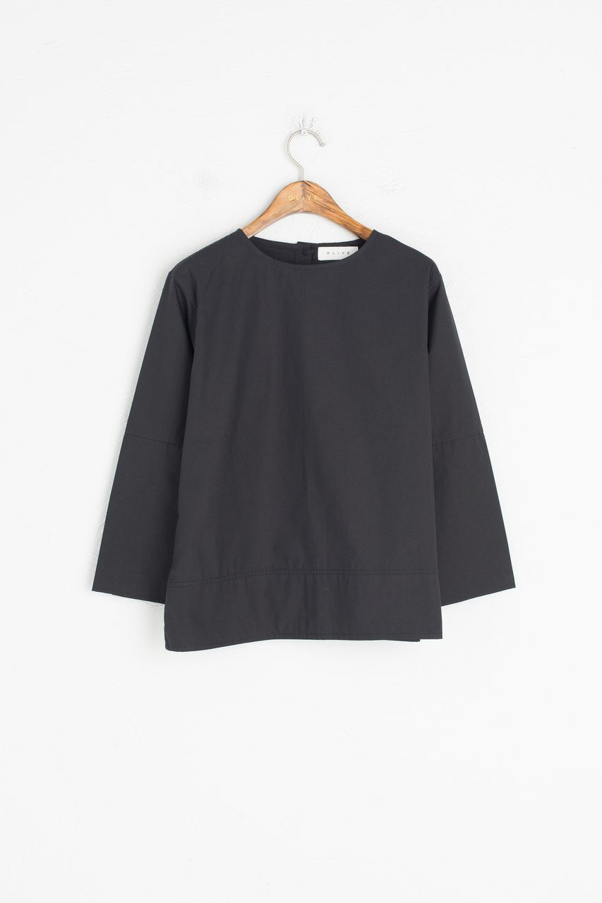 Olive - Button Back Round Blouse, Black, £55.00 (https://www.oliveclothing.com/p-oliveunique-20170208-033-black-button-back-round-blouse-black)