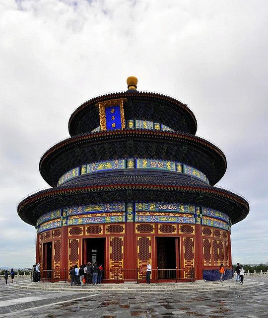 Places Of Worship For Taoism: Temple Of Heaven, Taoism