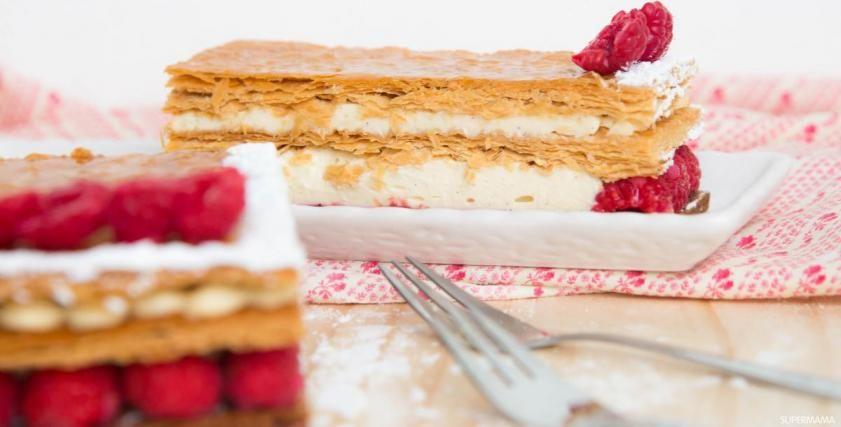 هن بخطوات بسيطة طريقة عمل ميلفيه هن Honna مطبخ كتب هن 08 01 ص الإثنين 06 يوليو 2020 الأخبار المتعلقة عرض الشيف أسا Desserts Food Vanilla Cake