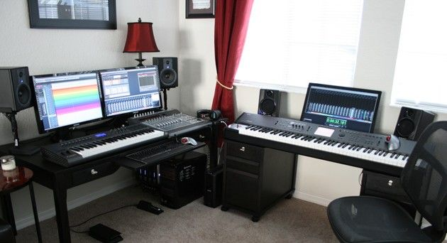 Admirable 10 Best Images About Home Studio On Pinterest Acoustic Edm Largest Home Design Picture Inspirations Pitcheantrous