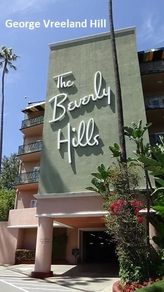 The Beverly Hills Hotel In Beverly Hills. Photo By, George