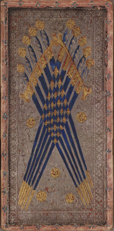 10 of swords caryyale visconti deck tarot decks tarot