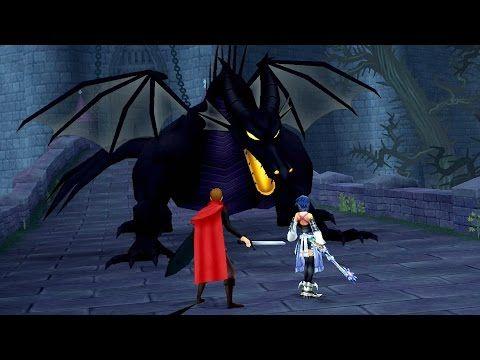 Kingdom Hearts HD 1.5+2.5 ReMix - KHBBS - Maleficent
