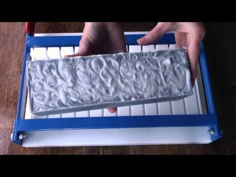 Landscape Soap for March Challenge Club - YouTube | soap