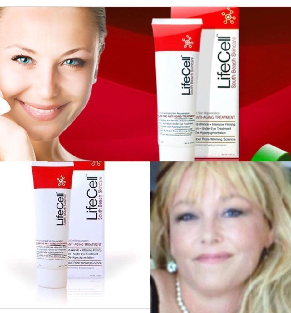 Lifecell Skin Cream Anti Aging Facial Creme South Beach Skin Care Free Bonus Lifecell Skin Cream Anti Aging Skin Cream Anti Aging Skin Products