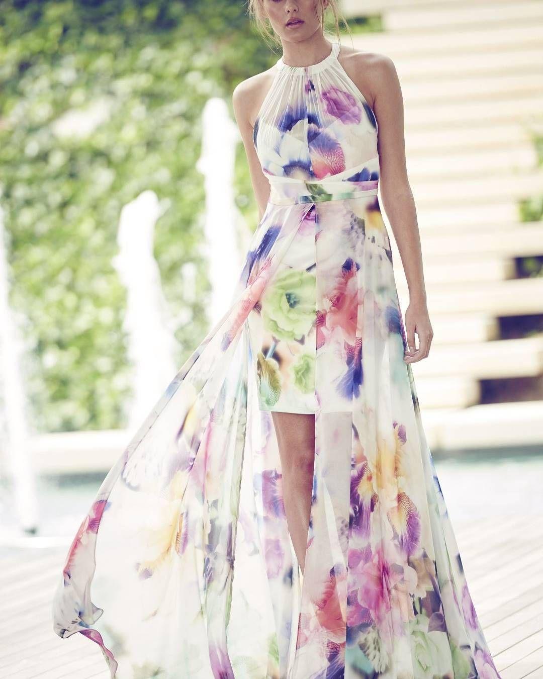 5db0faf0dc54bb Lipsy London floral maxi dress | Dressy in 2019 | Floral maxi dress ...