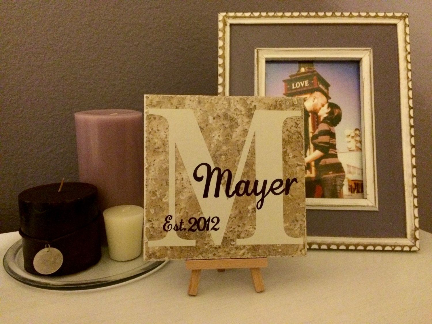 Personalized ceramic name tile by canvaselephant on etsy https personalized ceramic name tile by canvaselephant on etsy httpsetsy dailygadgetfo Choice Image