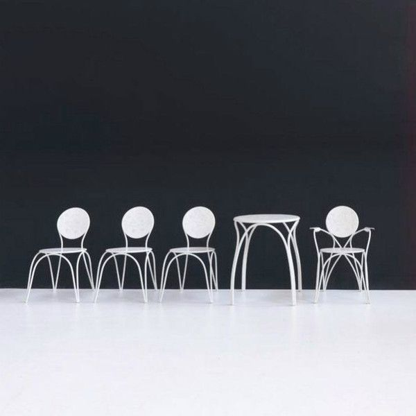 Rain Dining Table By Moroso