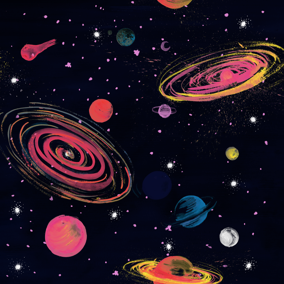 Aesthetic Space Wallpaper Tumblr