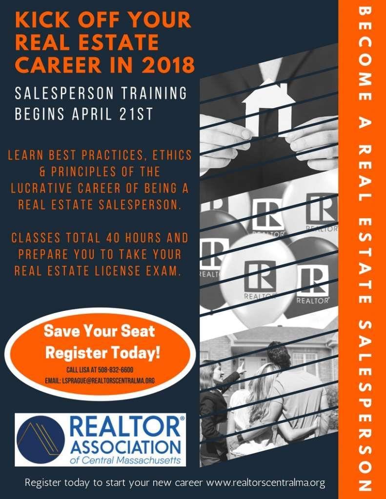Explore a career as a real estate agent prelicense