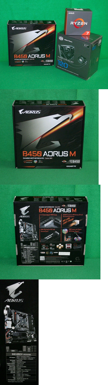 Amd Ryzen 7 1700x Gigabyte B450 Aorus M Cm Masterliquid 120 Lite Build Combo Gigabyte Amd Motherboard