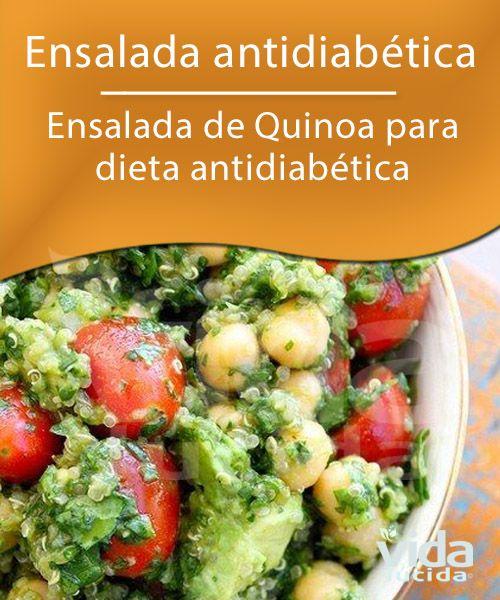 ensaladas para el almuerzo dieta para la diabetes