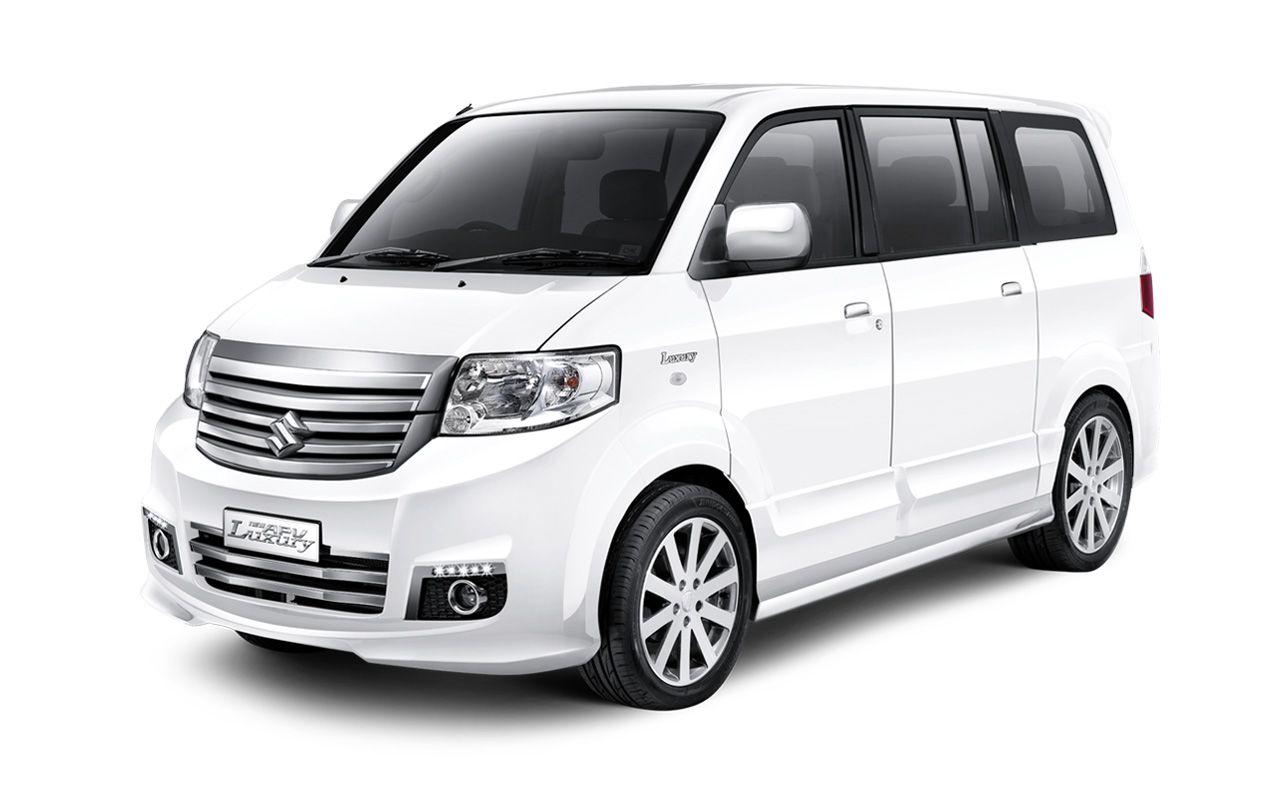 Suzuki Apv Luxury Mobil Wisata Fasilitas Hotel Bintang 5 Kabin Kendaraan Kemewahan