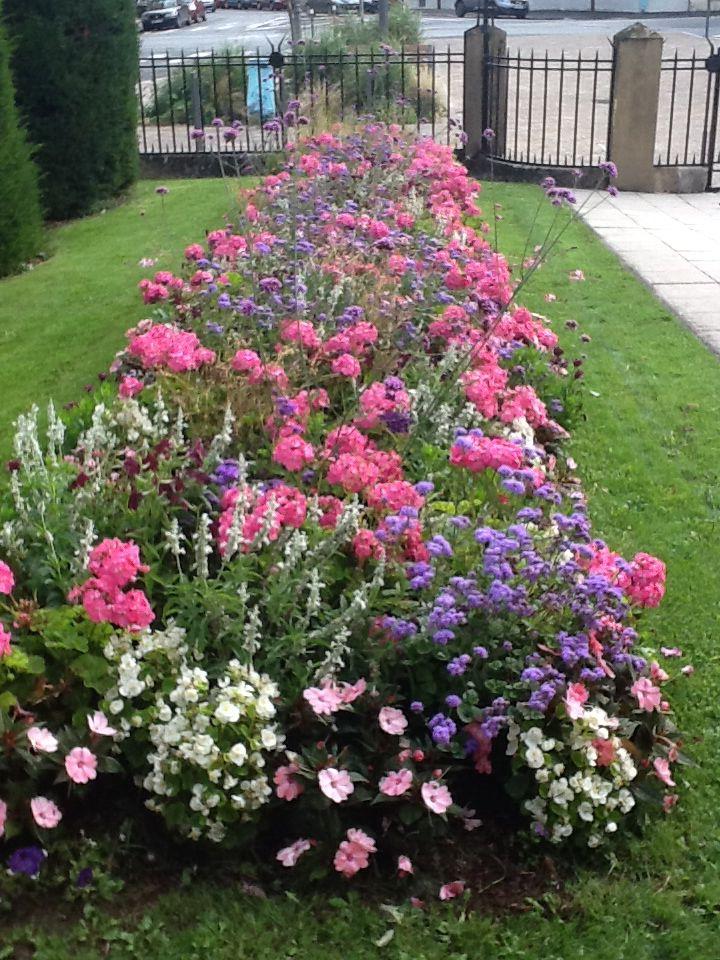 Carnegie Library gardens in Reims | Landscaping | Pinterest | Gardens