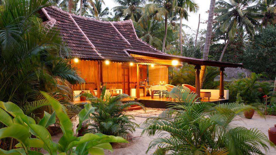 Kerala Traditional House With Pond Google Search House