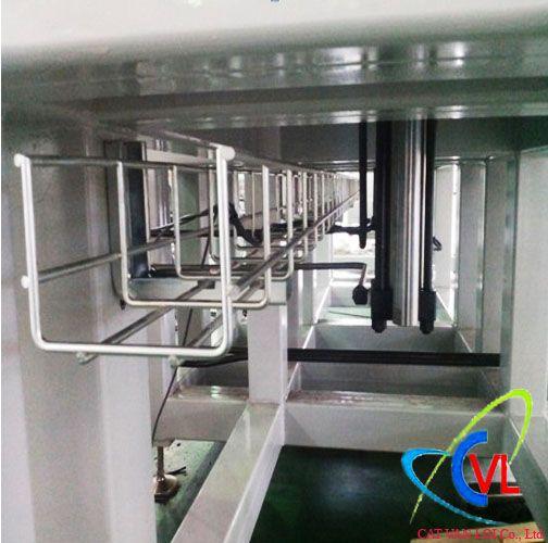 Tel 0917762008 Cable Basket Tray Splices Cablebaskettray Net Mang Cap Lưới Wire Mesh Cable Tray Mạ Kẽm Nhung Nong được Lắp đặt Cho Cac Cac C Thep Khong Gỉ