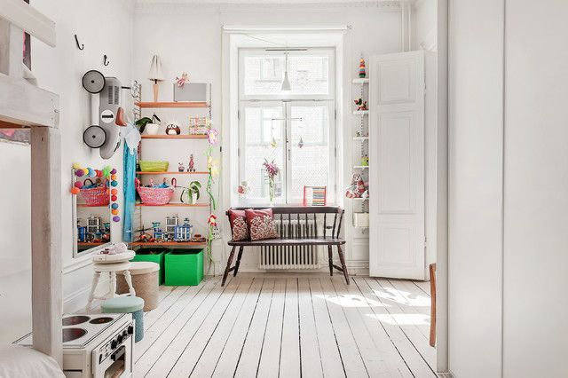 16 Lively Scandinavian Kids Room Designs Your Children Would Enjoy