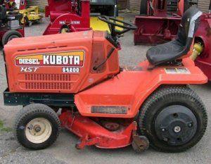Kubota G3200 G4200 G4200h G5200h G6200h Lawn Garden Tractor