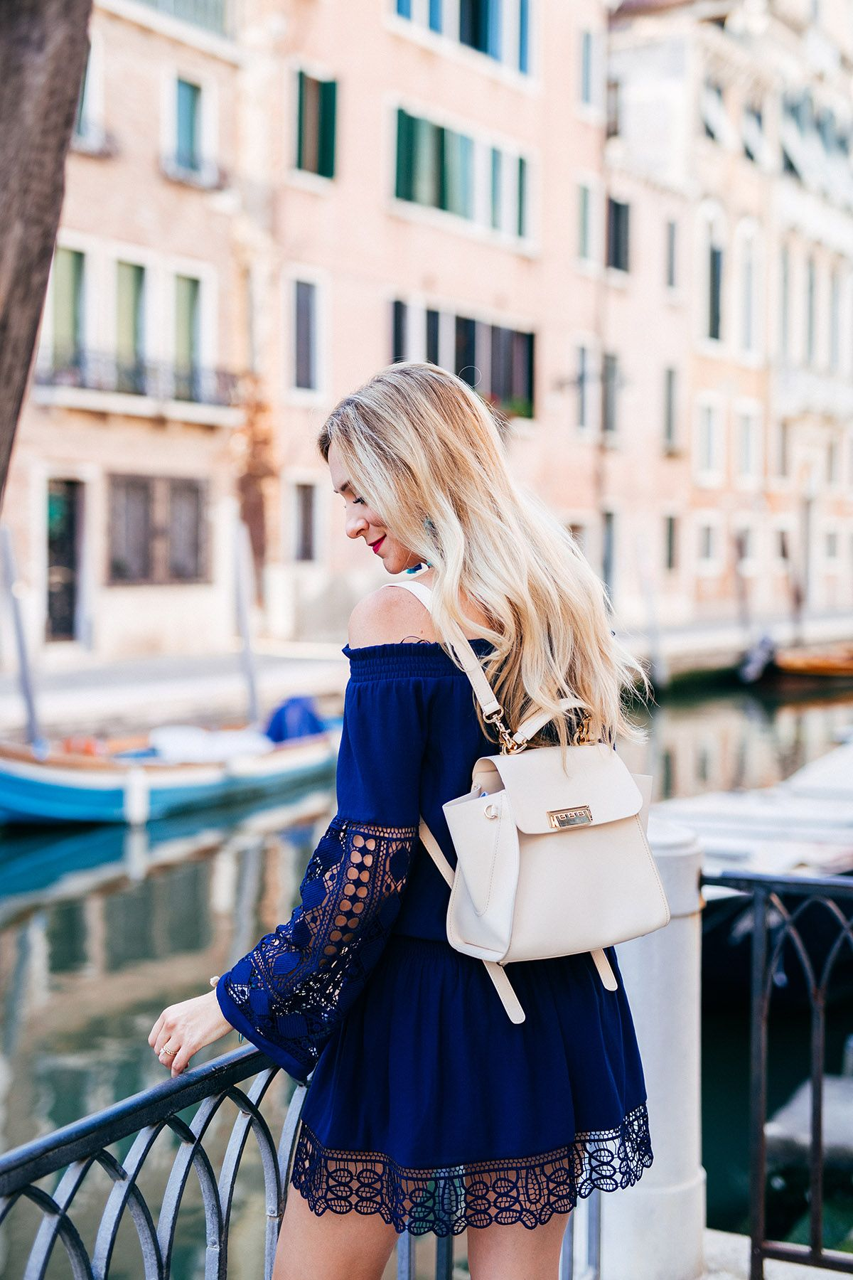24 Hours In Venice Simply Fashion Women Backpack Fashion Fashion