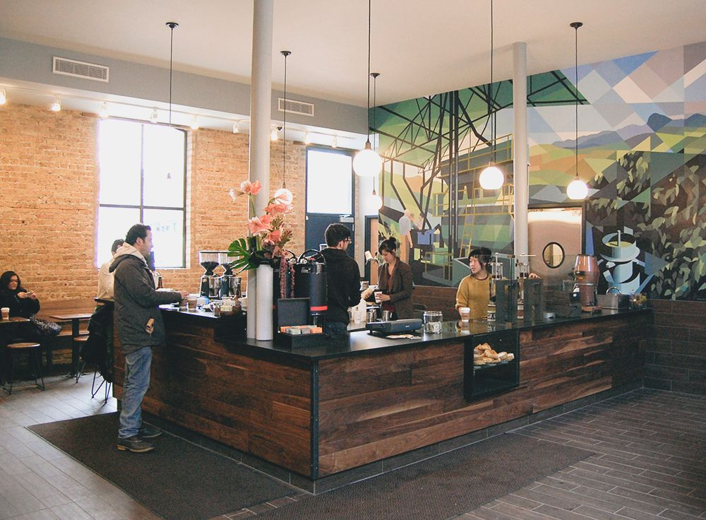 Pin by Austin Call on inspiration Coffee shop, Coffee