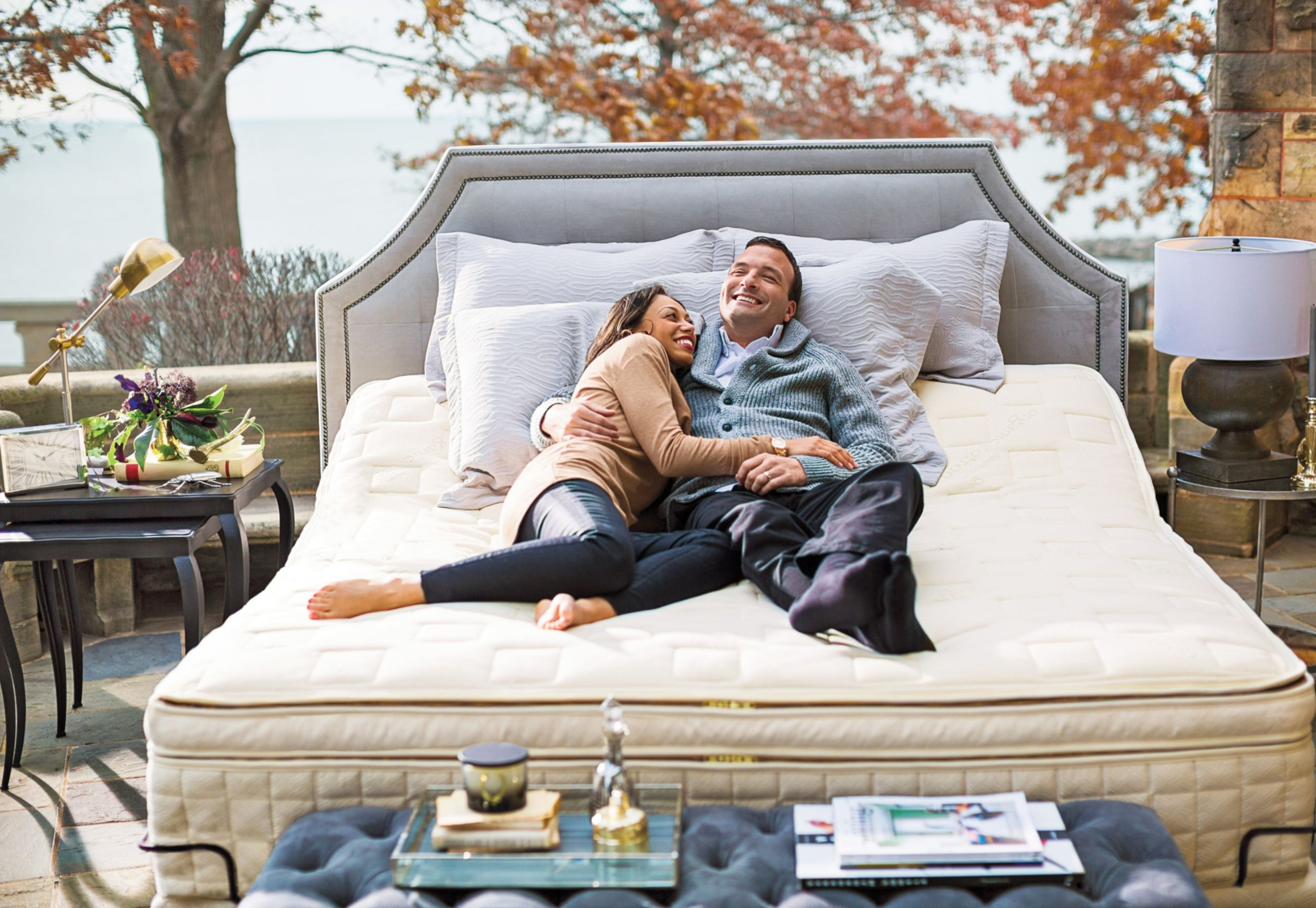truly organic a naturepedic mattress will give you a rejuvenating