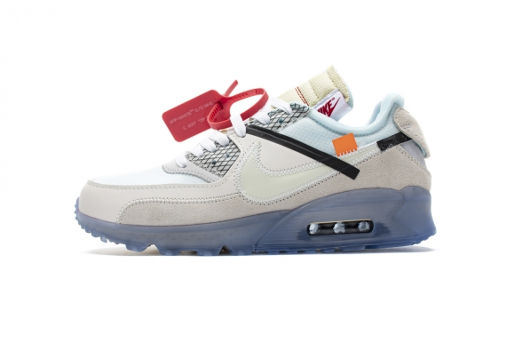 Replica Air Max 90 OFFWHITE AA7293100 (UA Batch